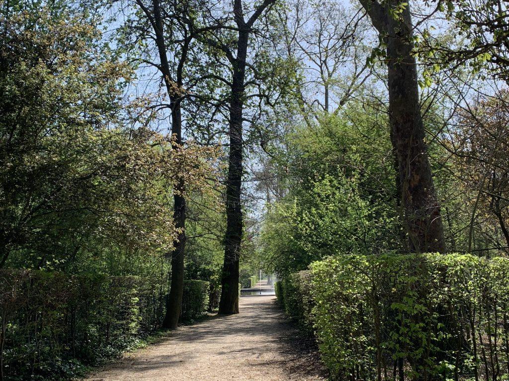 Méditation dynamique des cinq sens au Parc de Sceaux